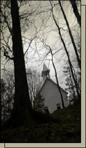 Church in Woods
